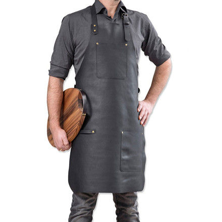 Stuff Apron Black