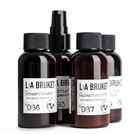 L:A Bruket Travelkit