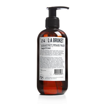 L:A Bruket Beard Wash