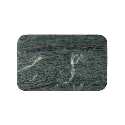 Louise Roe Gustav Plate S Green Marble