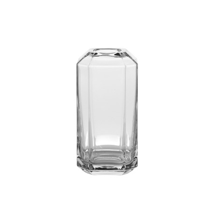 Louise Roe Jewel Vase Clear