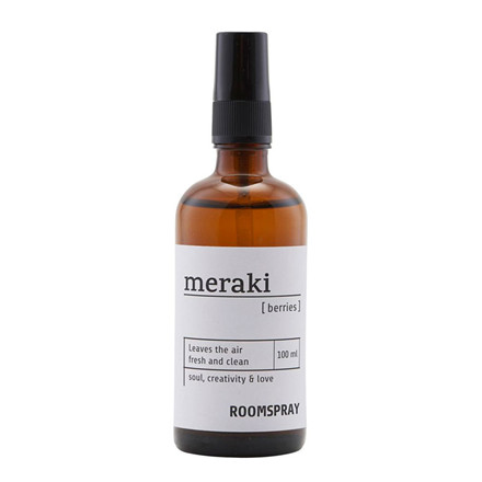 Meraki Berries Room Spray