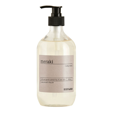 Meraki Silky Mist Body Wash