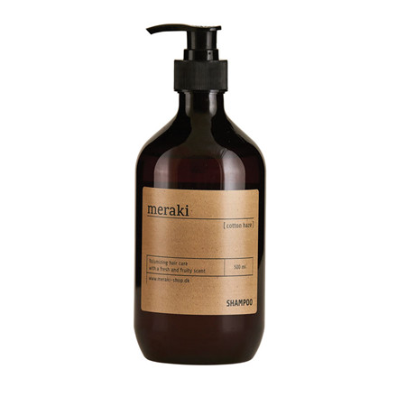 Meraki Cotton Haze Volume Shampoo