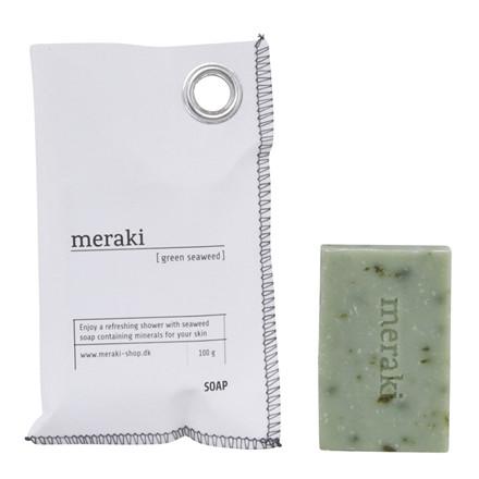 Meraki Green Seaweed Håndsæbe
