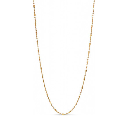 Enamel Copenhagen Elva Necklace Gold-Plated