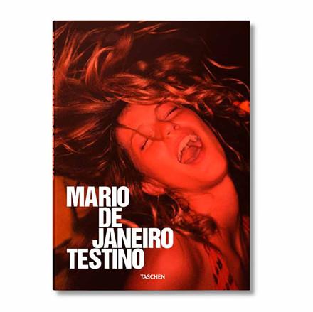 New Mags MaRio De Janeiro Testino Bog