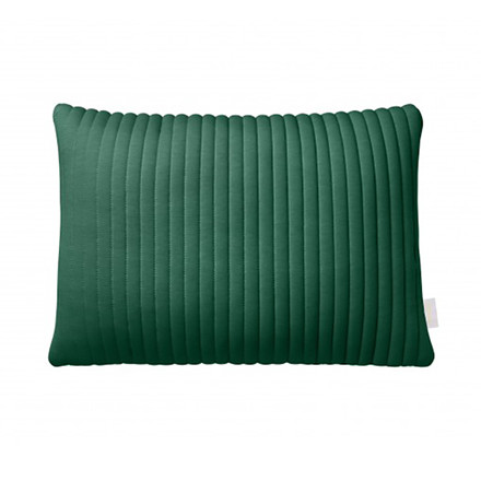 Nomess Linear Memory Pillow Rectangular Green
