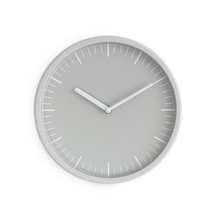 Normann Cph Day Wall Clock Light Grey