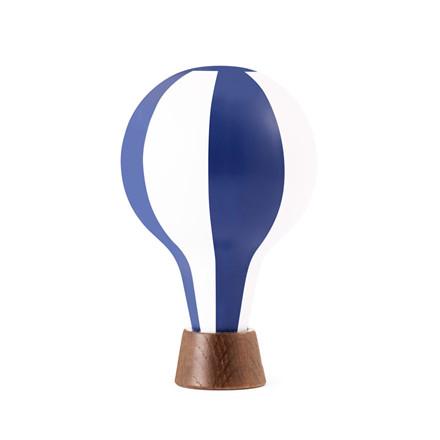 Normann Cph Tivoli Tale Figurines Air Balloon Small Royal Blue