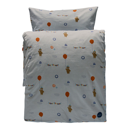 OYOY Happy Circus Bedding