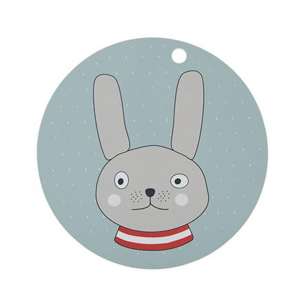 OYOY Rabbit Placemat