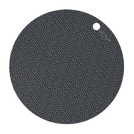OYOY Dot Round Dækkeservietter