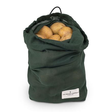 The Organic Company Food Bag Dark Green Large