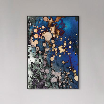 Paradisco Productions Underwatery Plakat Indrammet 50 x 70 cm