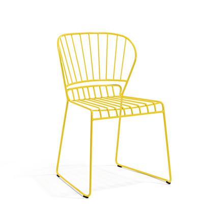 Skargaarden Resö Chair Yellow