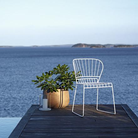 Skargaarden Resö Chair White