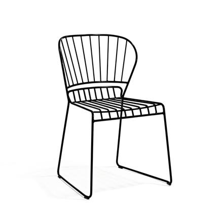 Skargaarden Resö Chair Dark Green