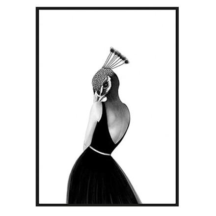 Sanna Wieslander Coco Cocktail Plakat