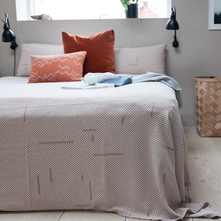 Semibasic COVER Kintsugi Bed Spread Amber