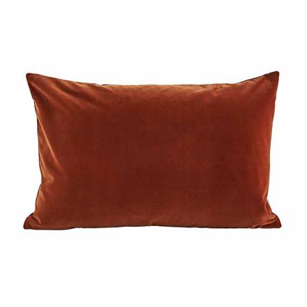 Semibasic LUSH Velour Cushion Amber 40 x 60