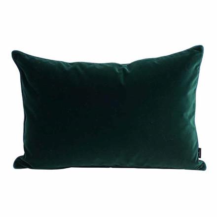 Semibasic LUSH Velour Cushion Green 40 x 60