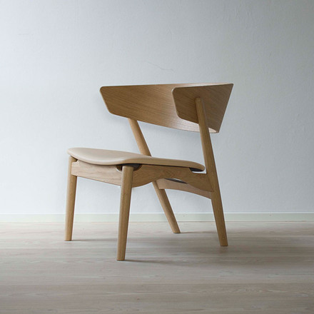 Sibast Furniture No 7 Lounge Chair