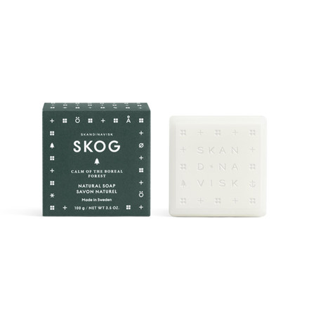 SKANDINAVISK Skog Bar Soap