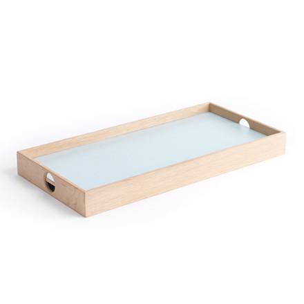 The Oak Men Flip Tray Small Light blue/Dark grey