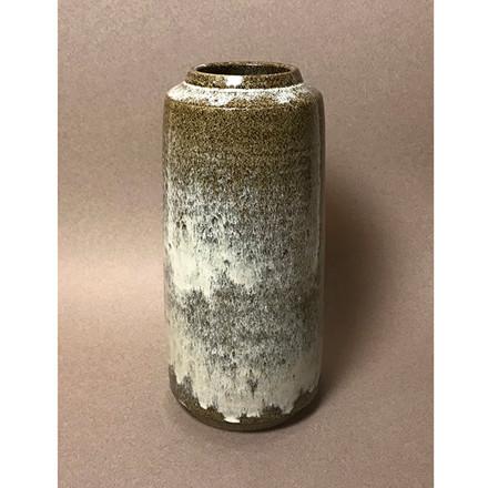 Tina Marie Cph Timbre Tall Vase Ash Glaze Medium