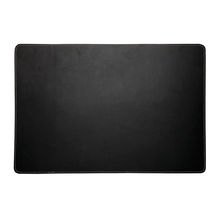 Ørskov & Co. Leather Placemat Square Black