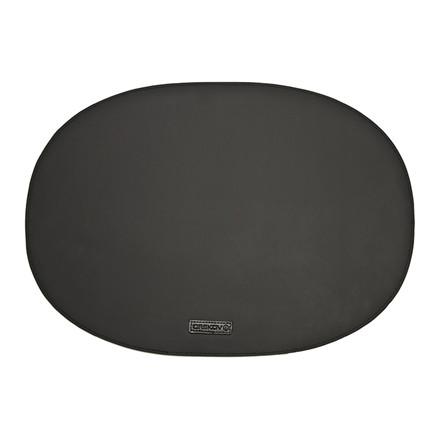 Ørskov & Co. Rubber Placemat Oval Black