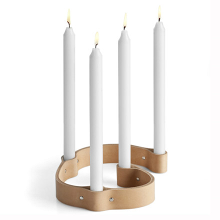 By Wirth Belt 4 Candles