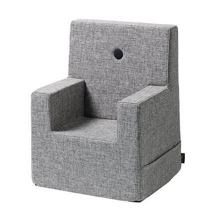 By KlipKlap Kids Chair XL Multi Grey W. Grey