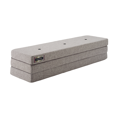 By KlipKlap 3 Fold XL Multi Grey W. Grey