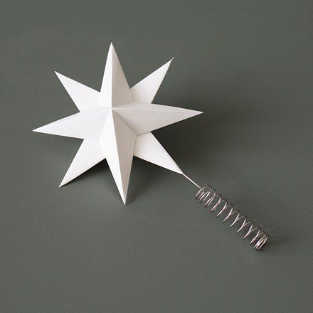 DBKD Tree Top Star White