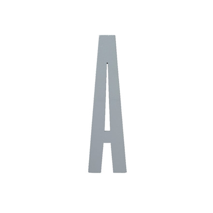 Design Letters Bogstaver Grå