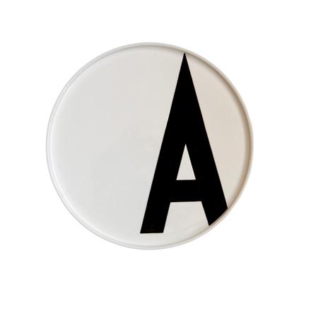 Design Letters Tallerken