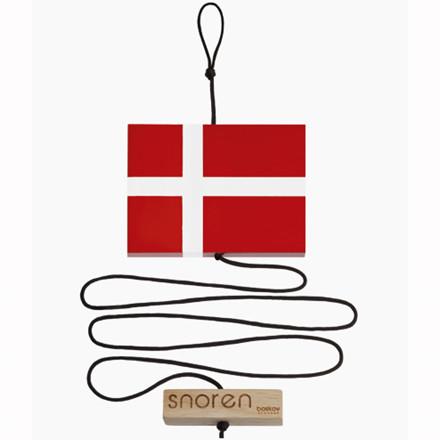 Boskov Snoren med flag
