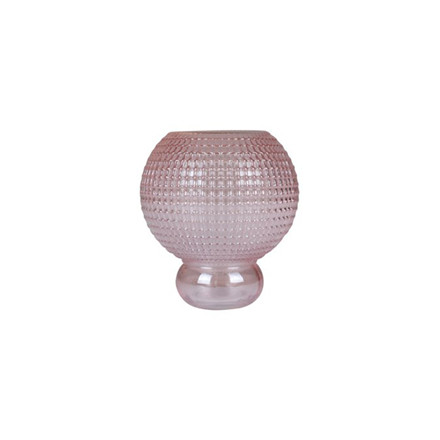Specktrum Savanna Vase Round Small Rose