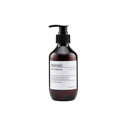 Meraki Bath & Shower Oil Velvet Mood