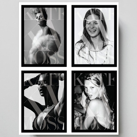 New Mags Kate Moss Bog