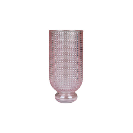 Specktrum Savanna Vase Cylinder Small Rose