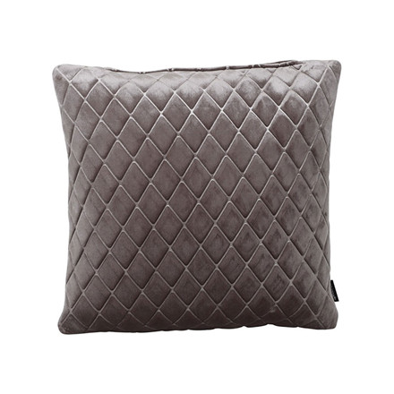 Specktrum Daytona Pillow Silver/Brown