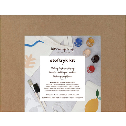Kit Company Stoftryk Kit