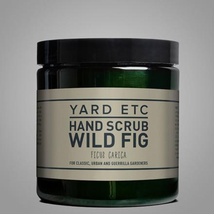 Yard Etc Hand Scrub Wild Fig