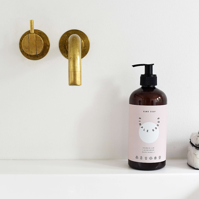 Simple Goods Hand Soap Geranium