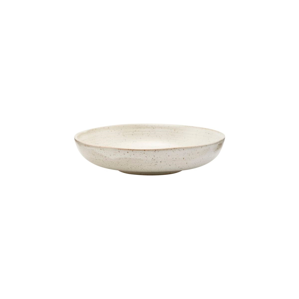 House Doctor Pion Bowl Grey/White