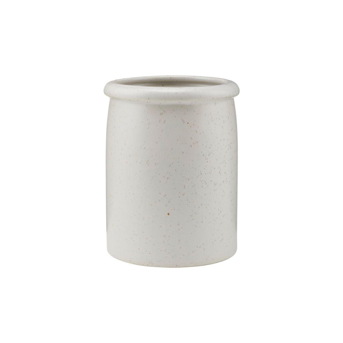 House Doctor Pion Jar Grey/White