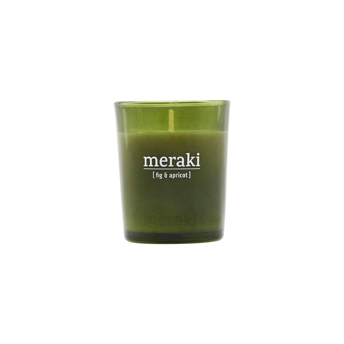 Meraki Scented Candle Fig & Apricot Small